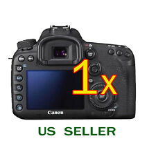 1x Clear LCD Screen Protector Guard Film For Canon EOS 5D Mark 3 III / 5DS/