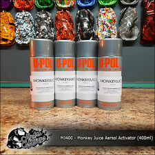 400ml Aerosol of Monkey Juice Activator - hydrographics water transfer