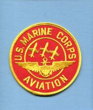 US MARINE CORPS AVIATION USMC Squadron Flight Jacket Patch