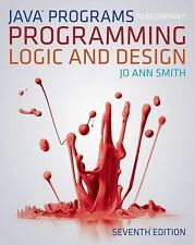 NEW - Java(TM) Programs to Accompany Programming Logic and Design
