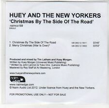 (EE367) Huey And The New Yorkers, Christmas By The Side Of The Road - 2012 DJ CD
