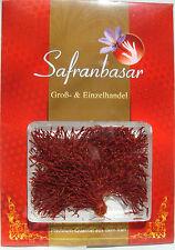 Zafferano BAZAR 2 g-Zafferano-Fili dochtarpitsch-fascio Saffron Azafran Qualità Top