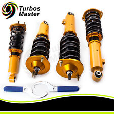 for Mazda Miata 90-05 Adjustable Height Coilovers 96-98 NA NB MX5 Shocks