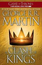A Song of Ice and Fire: A Clash of Kings 2 by George R. R. Martin (2002, Paperb…