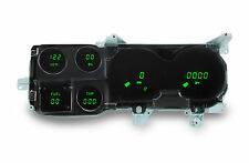 Chevy Truck DIGITAL DASH PANEL FOR 1973-1987 Gauges GMC Intellitronix GREEN LEDs