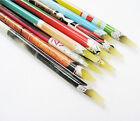 Gem Crystal Rhinestones Picker Pencil Nail Art Craft Decor Tool Wax Pen AV