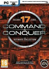 COMMAND & CONQUER ULTIMATE COLLECTION PC ORIGIN DIGITAL DOWNLOAD CODE