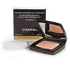 CHANEL POUDRE UNIVERSELLE COMPACT PRESSED POWDER FOUNDATION - 160 PREFACE