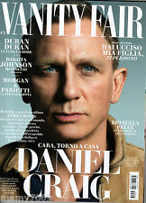 VANITY FAIR=N°43 2015=DANIEL CRAIG=DURAN DURAN=DAKOTA JOHNSON=MORGAN & PARIETTI