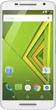 Deal:Motorola X Play TurboCharger White 32GB-6Months Seller Warranty-Refurbished