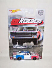 Hot Wheels 2017 HW REDLINERS '70 Dodge Charger R/T 2/5 DWH83