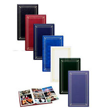 3-PACK Pioneer JPF-46 Photo Albums - Asst Colors- ALBUM ONLY NO INSERTS