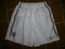 SV WERDER BREMEN Kinder Fußball Shorts Saison 2010/2011 weiß Gr. 158/170 XL