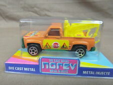 NOREV MINI JET 80's VINTAGE NEUF EN BOITE NEW IN BOX : PICK UP SERVICE TRAVAUX