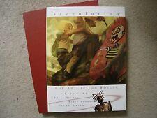 r/evolution: The Art of Jon Foster S&N #222/300 RARE Hardcover in slipcase