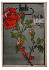 INK No 29 Feb 21 1972 Oz Era Underground magazine Ink in Love Exploding the Myth