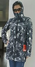 THE NORTH FACE THERMOBALL JACKET HOODED CAMOUFLAGE PARKA COAT TNF  XSMALL $230