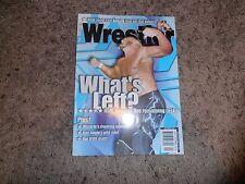 THE WRESTLER SEPTEMBER 2002 magazine HULK HOGAN
