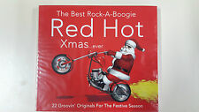 THE BEST ROCK A BOOGIE RED HOT CD 5024952266043