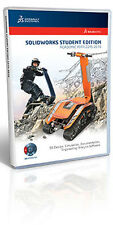 SolidWorks Student Edition 2015-2016 (For Students & Educators ONLY)