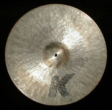 "DEMO file, 20"" K. Zildjian EAK Jazz Ride vintage cymbal, 2150g"