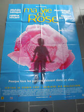 AFFICHE CINEMA - MA VIE EN ROSE- n°1