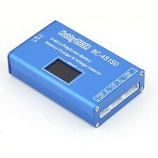 BC-4S15D 2-4S Li-ion Lipo Battery Balance Charger Voltage Detector Tester 1500mA
