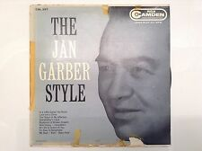 The Jan Garber Style World a Famous Treasures LP Records Vinyl Album CAL 297