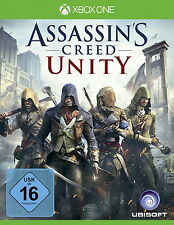 Assassin's Creed: Unity XBOX ONE im Bestzustand