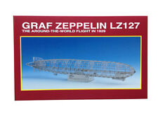 The Graf Zeppelin LZ 127 – Deluxe Metal Aerobase Aviation Model from Japan