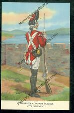 Grenadier Company Soldier 47th Regiment, by A.R. Cattley  (notmailed(MY#957)*2