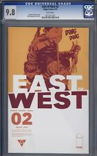 East of West #2___1st print___CGC 9.8