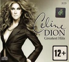 Celine Dion Greatest Hits 2CD Set DigiPak 34 Tracks, New