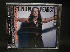 STEPHEN PEARCY Under My Skin JAPAN CD Ratt Cinderella Brides Of Destruction