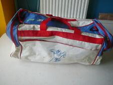 sac de sport collector 6eme championnat d'athlétisme en salle 1997 Paris Bercy