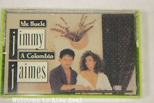 Me Huele a Colombia by Jimmy Jaimes (2012) (Audio Cassette Sealed)