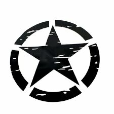 USMC Military Army star style Kit Decal Vinyl stickers For Jeep Wrangler RUBICON
