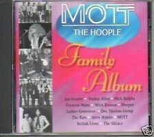 (962E) Mott The Hoople, Family Album - 2000 CD