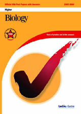 Biology Higher SQA Past Papers by Leckie & Leckie (Paperback, 2006)