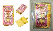Cardcaptor Sakura Sakura Card Case Pouch Takara Tomy ARTS CLAMP Licensed New