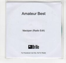 (GM682) Amateur Best, Marzipan - DJ CD