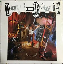 David Bowie: LP Never let me down 1987 EMI America (Spain)