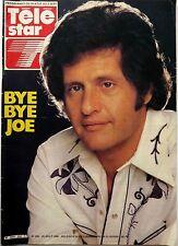 TELE STAR 1980_Bye Bye JOE DASSIN_JEANE MANSON_ROBERT WAGNER_CHRISTINE DELAROCHE