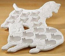 CAT Shaped Flexible rubber mold tray CAT
