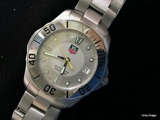 Tag Heuer Aquaracer Professional 300 Meters 1000 Feet DIVERS Watch WAB1111 MINT