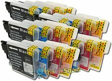 20 Compatible LC985 (LC39) Ink Cartridges for Brother DCP-J315W Printer