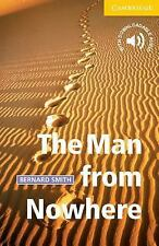 The Man from Nowhere: Level 2 (Cambridge English Readers)-ExLibrary