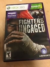 Fighters Uncaged  (Microsoft Xbox 360 Kinect)