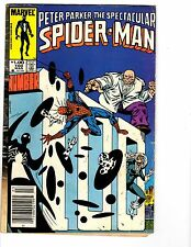 6 Peter Parker, The Spectacular Spider-Man Marvel Comics # 100-103 108 111  BH38
