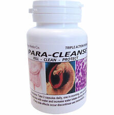 Parasite Cleanse DETOX Liver Colon Yeast Killer Pills All Natural